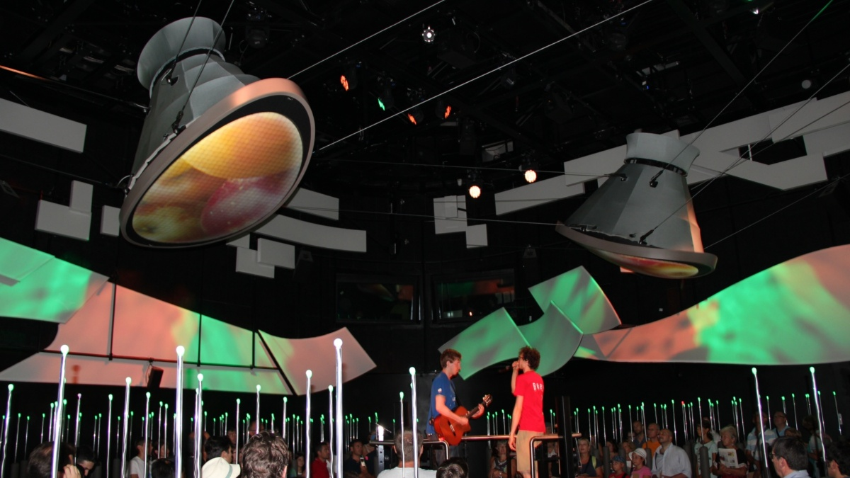EXPO-Show in Mailand, Sommer 2015 (c)