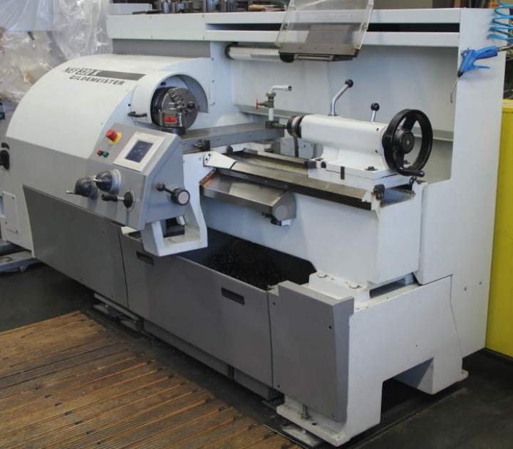 Drehmaschine  Gildemeister NEF 320 K (c)