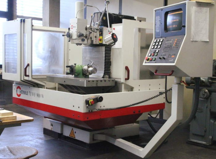 Fräsmaschine  Hermle UWF 900 W (c)
