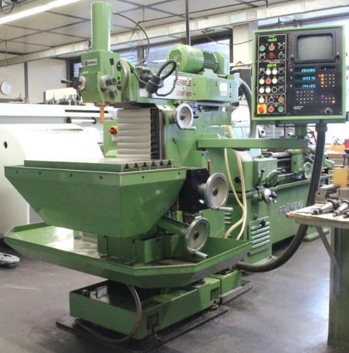 Fräsmaschine  Hermle UWF 801 (c)