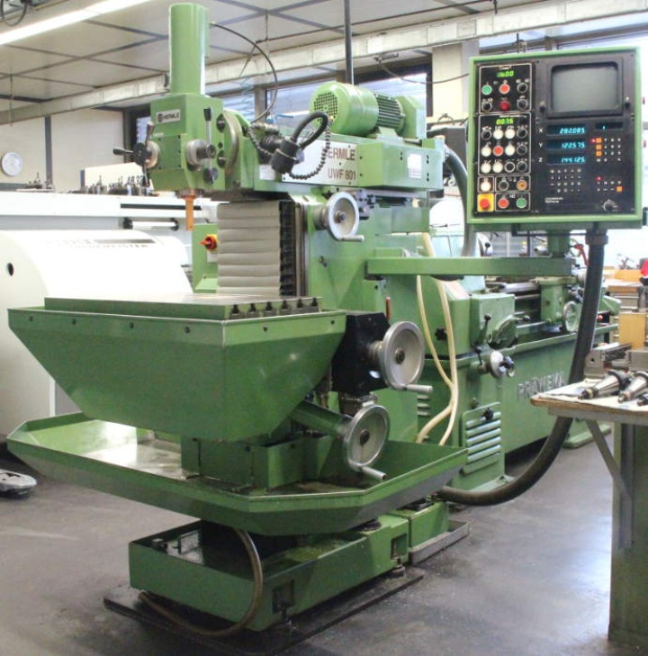 Fräsmaschine  Hermle UWF 801