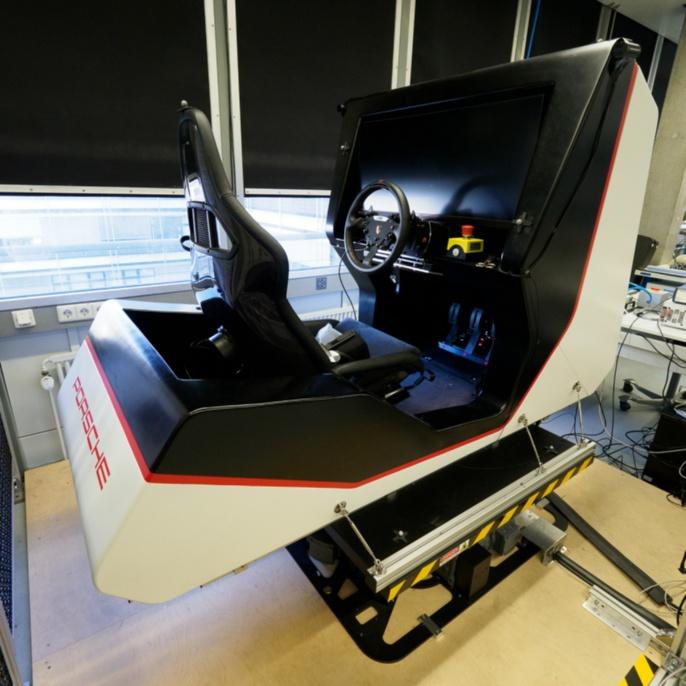 Fahrsimulator