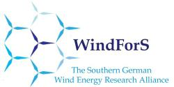 Windfors – the southern German Wind Energy Research Alliance