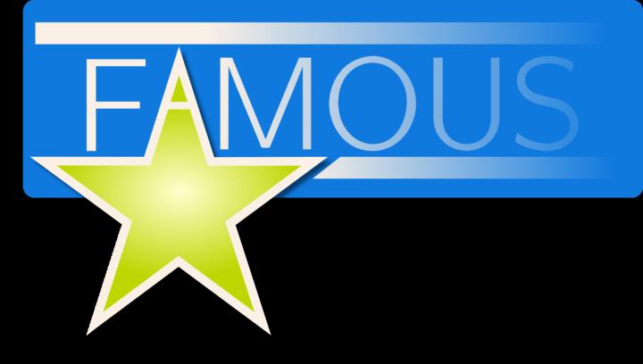 FAMOUS-Logo