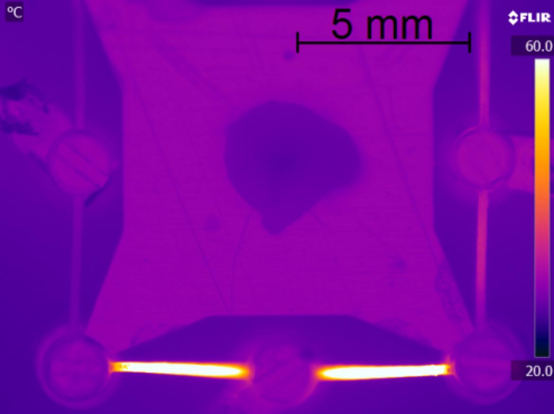 Demonstrator für Mikrokamera-Stabilisierung